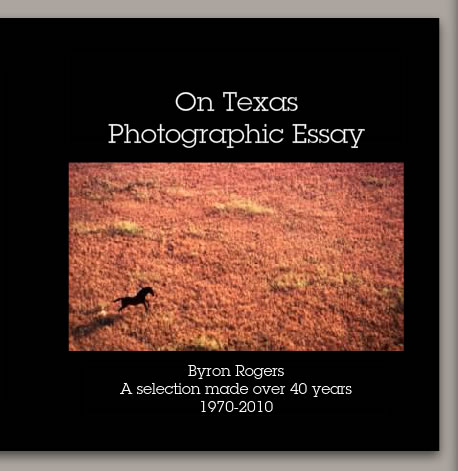 Bookcover for On Texas Photographic Essay